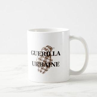 Guerilla Urbaine Basic White Mug