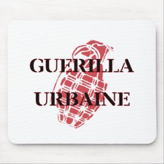 Guerilla Urbaine Mouse Pad