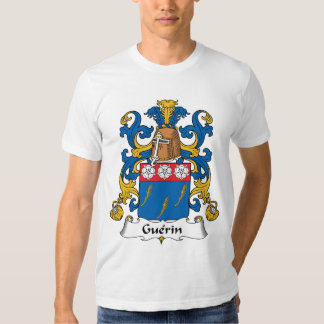 Guerin Family Crest Tshirt