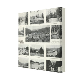 Guerneville, California Canvas Print