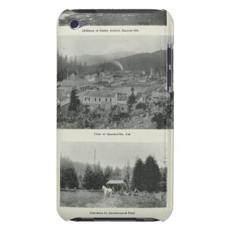 Guerneville, California iPod Touch Cover
