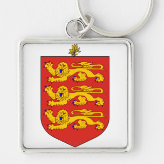 Guernsey Coat of arms GG Key Ring