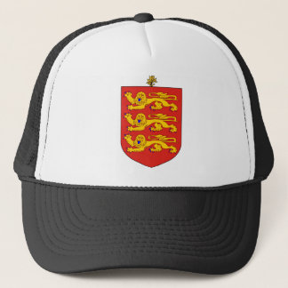 Guernsey Coat of arms GG Trucker Hat