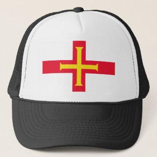Guernsey Flag GG Trucker Hat