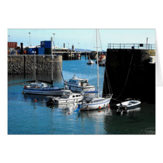 Guernsey Harbour Card