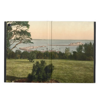 Guernsey Harbour, Channel Islands, England Powis iPad Air 2 Case