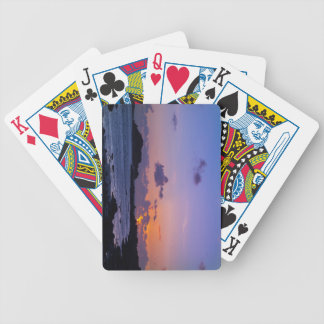 Guernsey Sunset Playing Cards