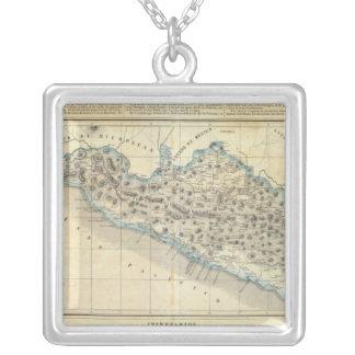 Guerrero, Mexico Silver Plated Necklace