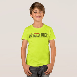 Guerrilla Diet Kids' Canvas Crew T-Shirt