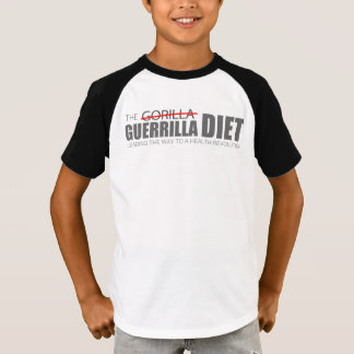 Guerrilla Diet Kids' Short Sleeve T-Shirt
