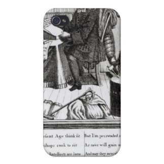 Guess at my Meaning, 1709 Case For iPhone 4