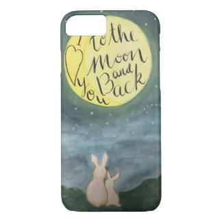 """""""Guess How Much I Love You?"""" Casemate iPhone 7 Case"""