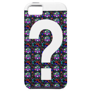 GUESS the GIFT question Symbol Art NVN543 ALL FUN iPhone 5 Cases