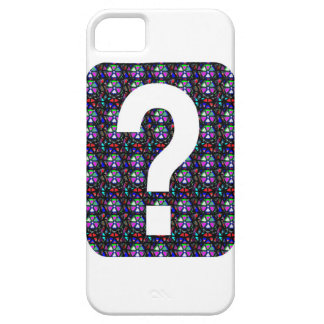 GUESS the GIFT question Symbol Art NVN543 ALL FUN iPhone 5 Cover