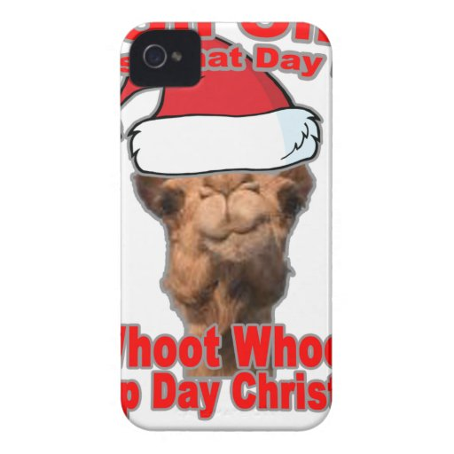 Guess What Day Christmas is on this year Tshirt mk iPhone 4 Case