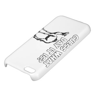 Guess What Day it Is Hump Day Camel iPhone 5C Cases