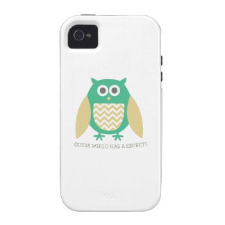 Guess Who iPhone 4/4S Covers