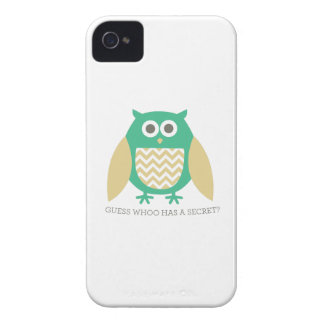 Guess Who iPhone 4 Case-Mate Case