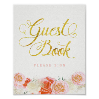 Guest Book Sign (8x10)