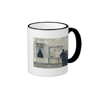 Guests Waiting for the Wedding Ceremony Mugs