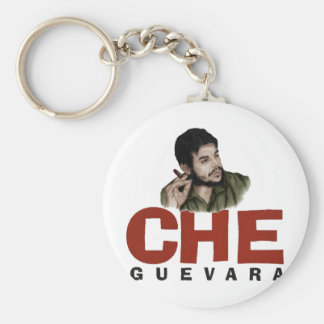 GUEVARA BASIC ROUND BUTTON KEY RING