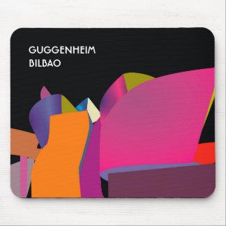 Guggenheim Bilbao Mouse Mat