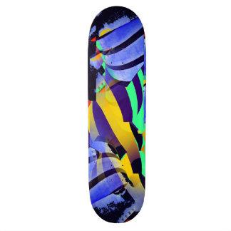 "Guggenheim Museum 8 1/2"" Skateboard"