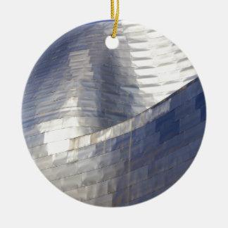 Guggenheim Museum, Bilbao Christmas Ornament
