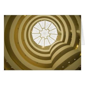 Guggenheim Museum Card