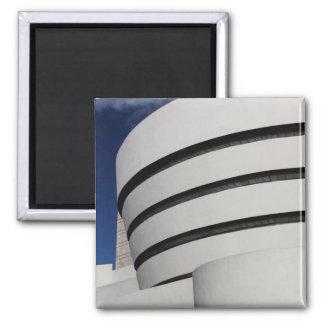 Guggenheim Museum in New York City Magnets