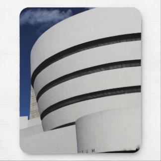 Guggenheim Museum in New York City Mouse Mat