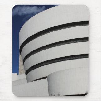 Guggenheim Museum in New York City Mouse Mat
