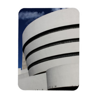 Guggenheim Museum in New York City Flexible Magnets