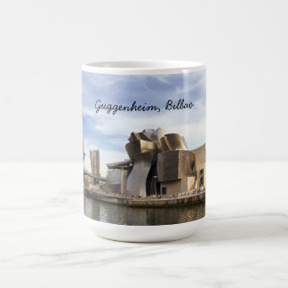 Guggenheim museum Mug