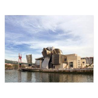 Guggenheim Museum Postcard