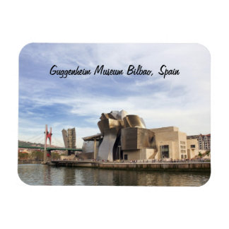 Guggenheim Museum Premium Magnet