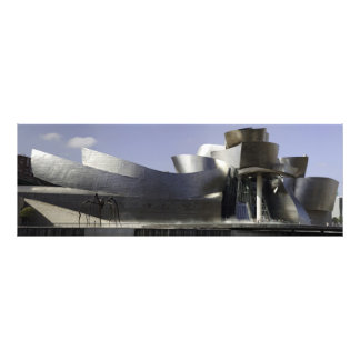 Guggenheim Panorama Photo Print