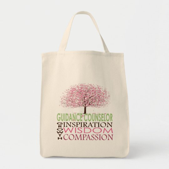 Guidance Counsellor Bag Cherry Blossoms