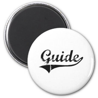 Guide Professional Job Refrigerator Magnets