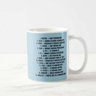 Guide To Grammar Mug