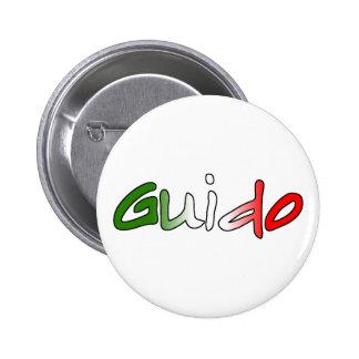 Guido 6 Cm Round Badge