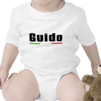 GUIDO BABY ROMPERS