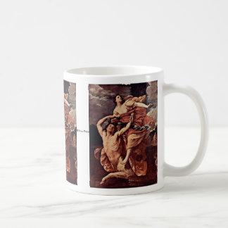 Guido Reni, Abduction Of De'Ianeira 1620-21 Louvre Basic White Mug