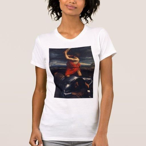 Guido Reni- David and Goliath Shirt