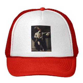 Guido Reni- David with the head of Goliath Trucker Hats