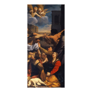 Guido Reni- Massacre of the Innocents Rack Cards