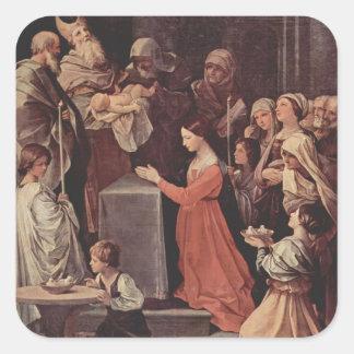 Guido Reni- Thepurificationof the Virgin Stickers