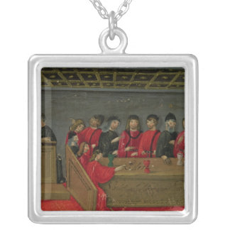 Guild of Fish Sellers Silver Plated Necklace