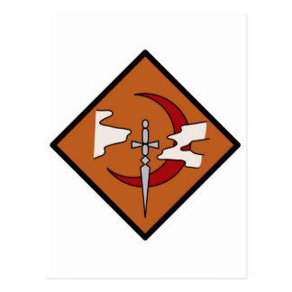 Guild Symbol Postcard