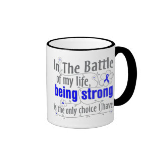 Guillain Barre Syndrome In the Battle Ringer Coffee Mug